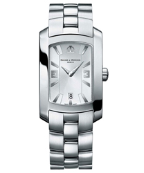 Baume & Mercier Hampton Mens Watch Model MOA08508
