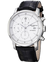Baume & Mercier Classima Mens Wristwatch Model: MOA08591