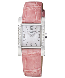 Baume & Mercier Diamant Ladies Watch Model MOA08667