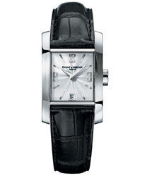 Baume & Mercier Diamant Ladies Watch Model MOA08668