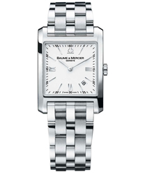 Baume & Mercier Hampton Square Mens Watch Model MOA08676