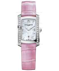 Baume & Mercier Hampton Ladies Wristwatch