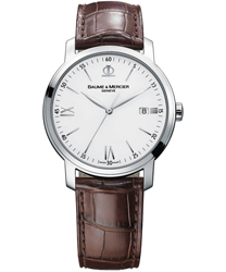 Baume & Mercier Classima Mens Watch Model MOA08687