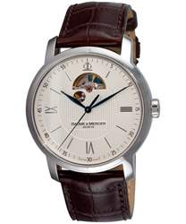 Baume & Mercier Classima Mens Wristwatch Model: MOA08688