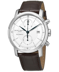 Baume & Mercier Classima Mens Wristwatch Model: MOA08692