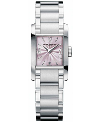 Baume & Mercier Diamant Ladies Watch Model MOA08709