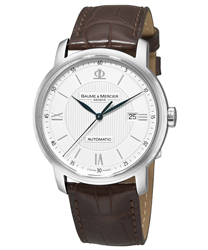 Baume & Mercier Classima Mens Wristwatch Model: MOA08731