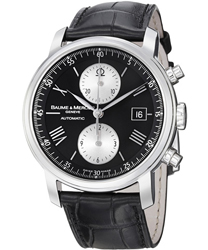Baume & Mercier Classima Mens Wristwatch Model: MOA08733