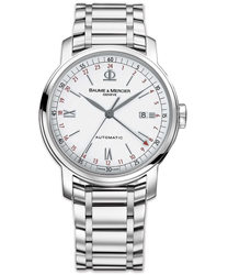 Baume & Mercier Classima Men's Watch Model MOA08734
