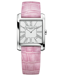 Baume & Mercier Hampton Ladies Watch Model MOA08742