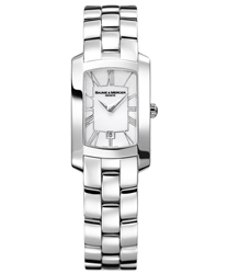 Baume & Mercier Hampton Ladies Watch Model MOA08744