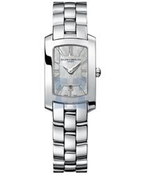 Baume & Mercier Hampton Ladies Watch Model MOA08746