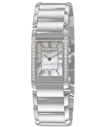 Baume & Mercier Hampton Ladies Watch Model: MOA08748