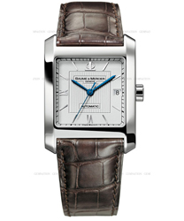 Baume & Mercier Hampton Men's Watch Model MOA08751