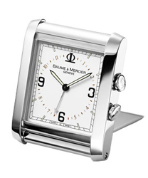 Baume & Mercier Hampton Square Clocks Watch Model MOA08754