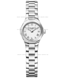 Baume & Mercier Riviera Ladies Watch Model MOA08761