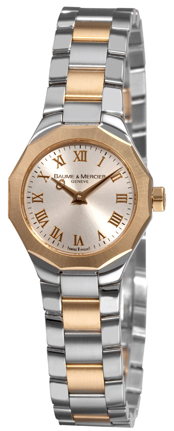Baume & Mercier Riviera Ladies Watch Model MOA08762