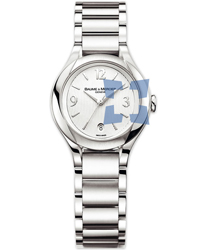 Baume & Mercier Ilea Ladies Watch Model MOA08767
