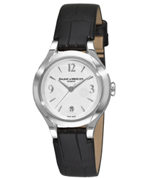Baume & Mercier Ilea Ladies Watch Model: MOA08768