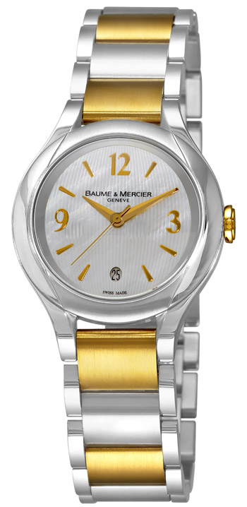 Baume & Mercier Ilea Ladies Watch Model MOA08773