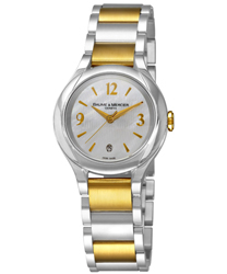 Baume & Mercier Ilea Ladies Watch Model: MOA08773