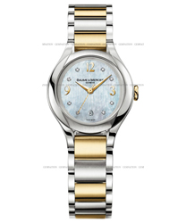 Baume & Mercier Ilea Ladies Wristwatch