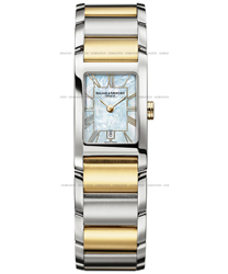 Baume & Mercier Hampton Ladies Watch Model MOA08777