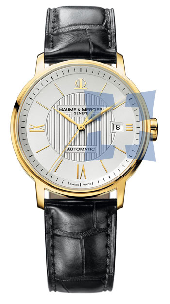 Baume & Mercier Classima Men's Watch Model MOA08787