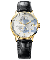Baume & Mercier Classima Mens Watch Model MOA08790