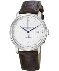 Baume & Mercier Classima Mens Wristwatch Model: MOA08791
