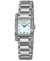 Baume & Mercier Diamant   Model: MOA08792