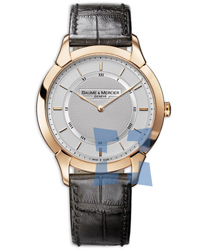 Baume & Mercier William Baume Men's Watch Model MOA08794