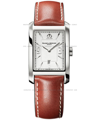 Baume & Mercier Hampton Mens Watch Model MOA08810