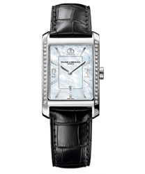 Baume & Mercier Hampton Ladies Watch Model MOA08811
