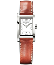Baume & Mercier Hampton Ladies Watch Model MOA08812
