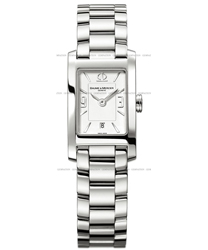 Baume & Mercier Hampton Ladies Watch Model MOA08813
