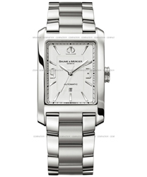Baume & Mercier Hampton Men's Watch Model MOA08819
