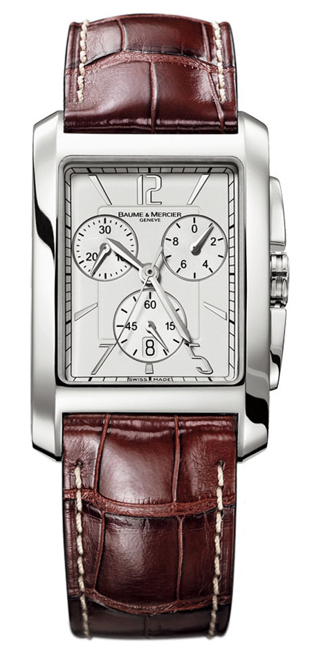 5df69ebf5 Baume & Mercier Hampton Classic XL Chronograph Men's Watch Model MOA08823