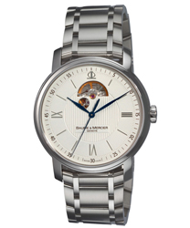 Baume & Mercier Classima Mens Wristwatch Model: MOA08833