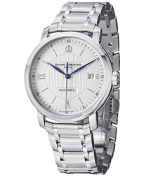 Baume & Mercier Classima Mens Wristwatch Model: MOA08837