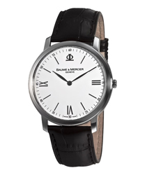 Baume & Mercier Classima Mens Wristwatch Model: MOA08849
