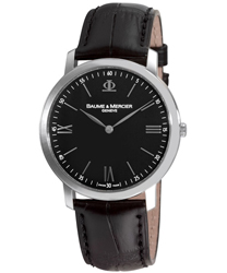 Baume & Mercier Classima Mens Wristwatch Model: MOA08850