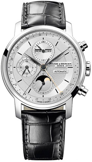 Baume & Mercier Classima Executives Mens Wristwatch Model: MOA08870