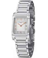 Baume & Mercier Hampton Ladies Watch Model MOA10049