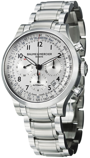 Baume & Mercier Capeland Men's Watch Model MOA10064
