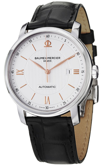 Baume & Mercier Classima Men's Watch Model MOA10075