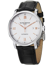 Baume & Mercier Classima Men's Watch Model: MOA10075