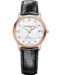 Baume & Mercier Classima Ladies Watch Model 10077