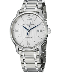Baume & Mercier Classima Men's Watch Model MOA10085