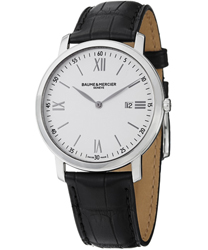 Baume & Mercier Classima Mens Wristwatch Model: MOA10097